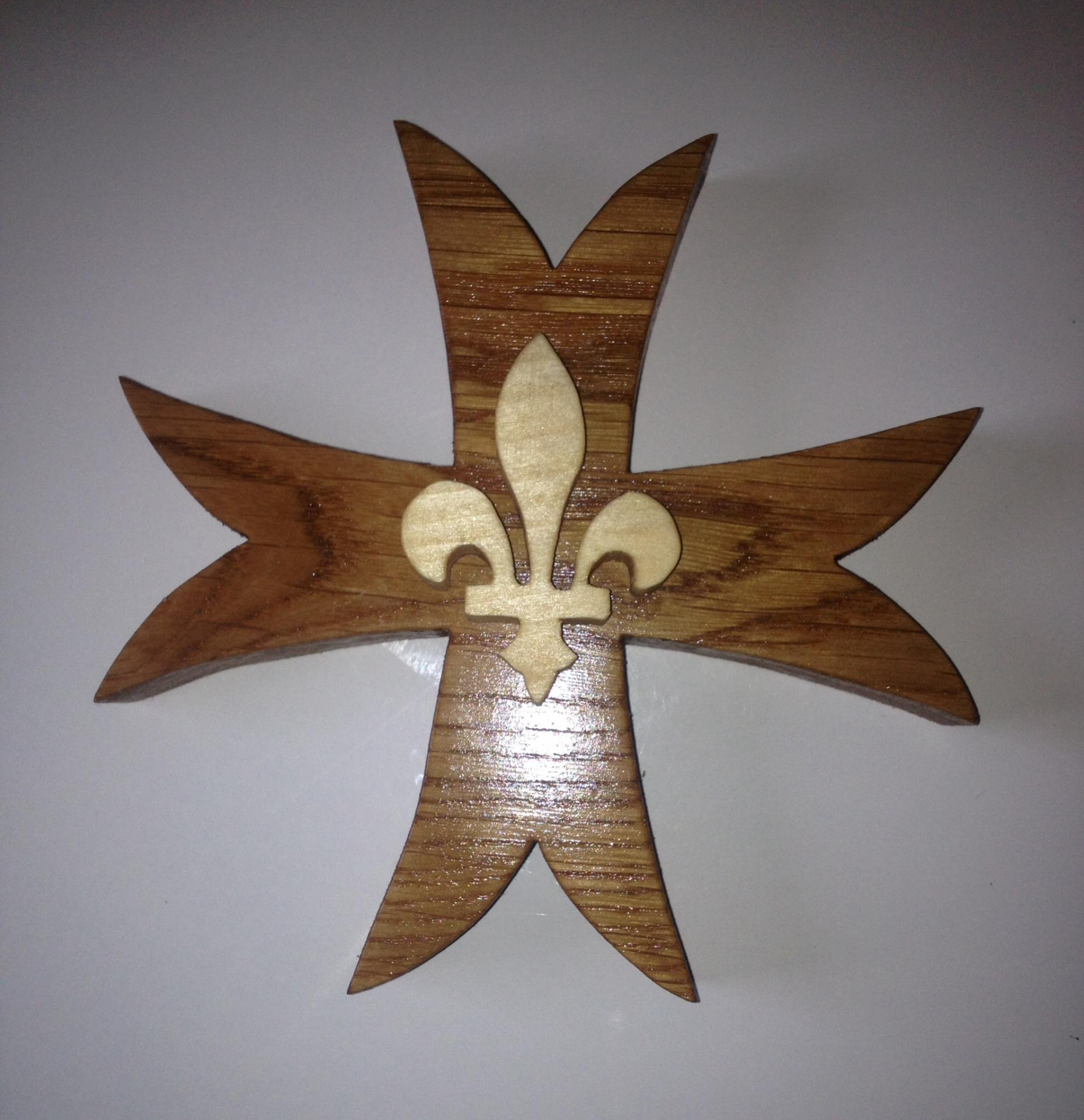 croix scoute