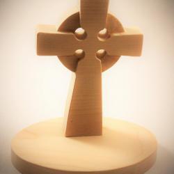croix celtique, croix bretonne