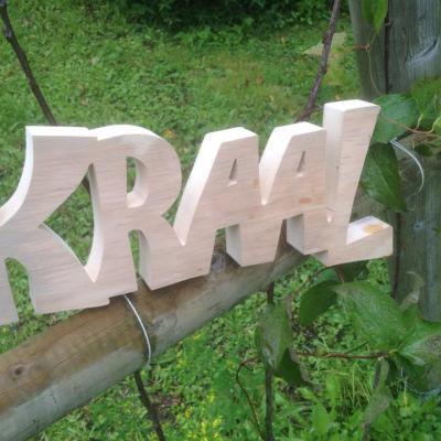 KRAAL, Mots scoutisme chantournés