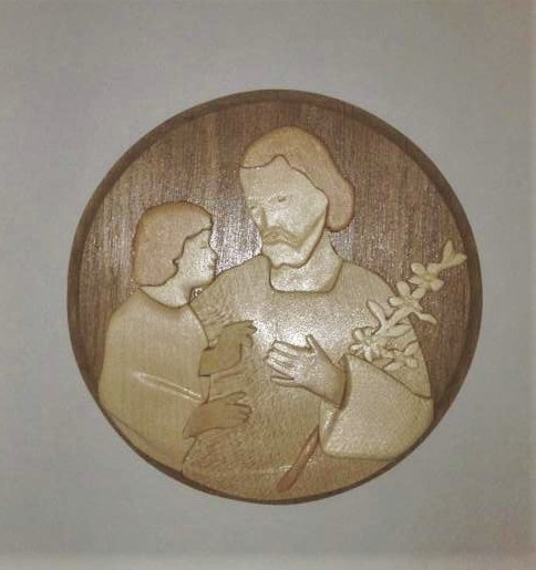 St joseph a l enfant